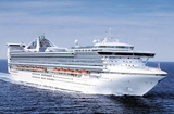 Cruiseschip Grand Princess