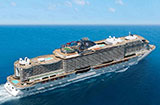 Cruiseschip MSC Seaside