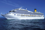 Cruiseschip Cruiseschip Costa Fortuna