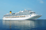 Cruiseschip MSC Poesia