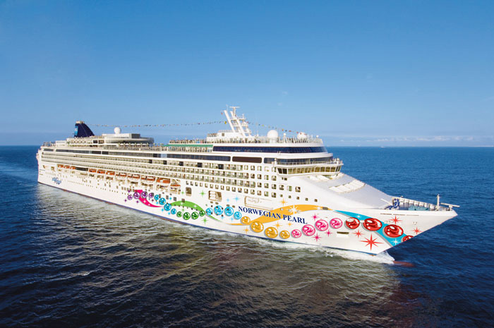 Cruiseschip Norwegian Sky