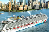 Cruiseschip Norwegian Breakaway