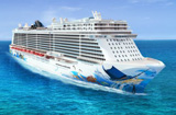 Cruiseschip Norwegian Escape