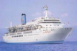 Cruiseschip Thomson Spirit