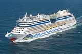 Cruiseschip AIDAbella