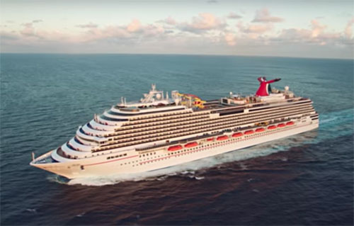 cruiseschip Carnival Horizon