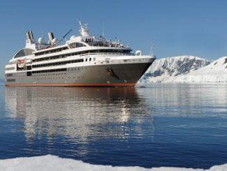 Cruiseschip l'Austral