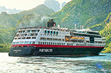 Cruiseschip MS Midnatsol