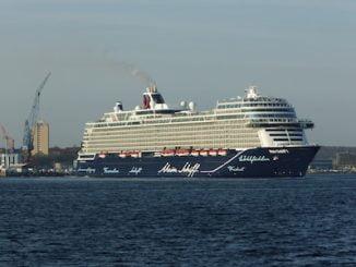 Cruiseschip Mein Schiff 1
