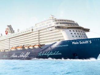 Cruiseschip Mein Schiff 5