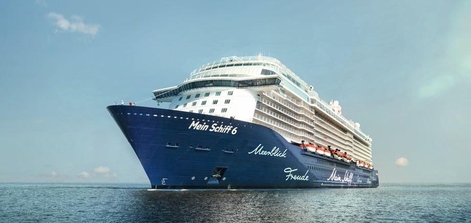 Cruiseschip Mein Schiff 6