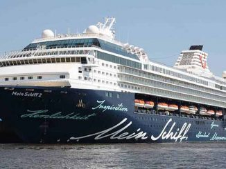 Cruiseschip Mein Schiff ♥