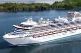 Cruiseschip Sapphire Princess