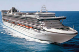 Cruiseschip Star Princess