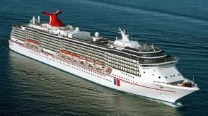 Cruiseschip Carnival Legend