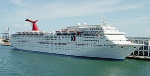 Cruiseschip Carnival Paradise