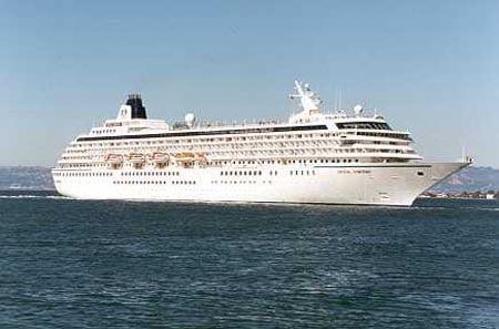 Cruiseschip Crystal Symphony