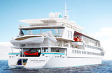 Cruiseschip Crystal Esprit