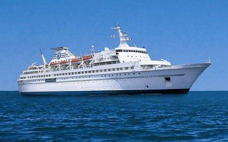 Cruiseschip Delphin