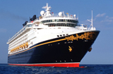 Cruiseschip Disney Wonder