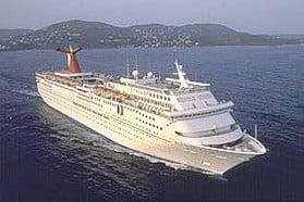 Cruiseschip Carnival Ecstasy