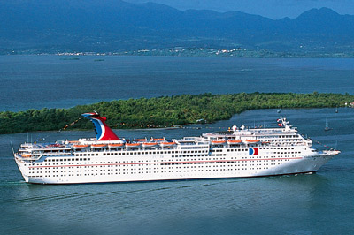 Cruiseschip Carnival Fascination