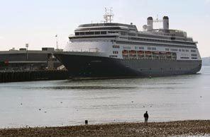 Cruiseschip Amsterdam