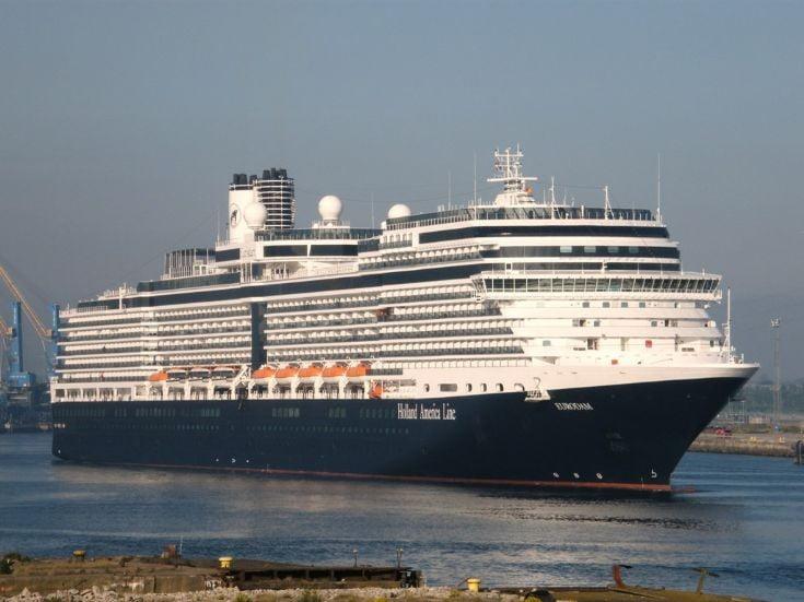 Cruiseschip Eurodam