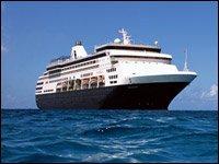 Cruiseschip Cruiseschip Maasdam