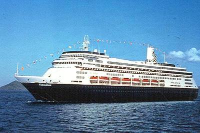 Cruiseschip Volendam
