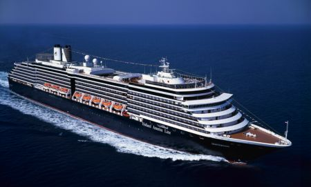 Cruiseschip MS Westerdam