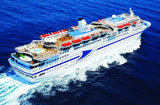 Cruiseschip Magellan