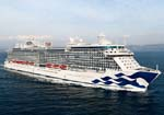 Cruiseschip Majestic Princess
