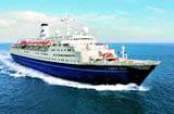 Cruiseschip MS Marco Polo