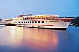 Riviercruiseschip MS Alemannia