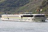 Riviercruiseschip MV Esmeralda