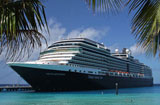Cruiseschip Nieuw Amsterdam