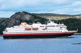 Cruiseschip MS Nordkapp