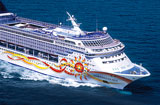 Cruiseschip Norwegian Sun