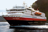 Cruiseschip MS Polarlys