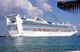 Cruiseschip Caribbean Princess