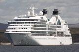 Cruiseschip Seabourn Sojourn
