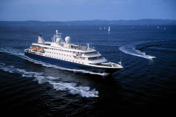 Cruise Yacht Seadream 1
