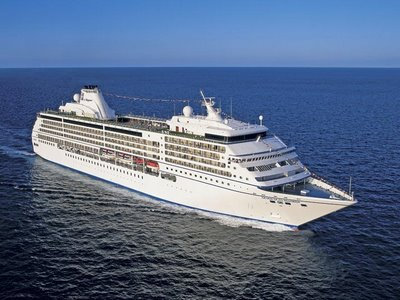 Cruiseschip Seven Seas Mariner