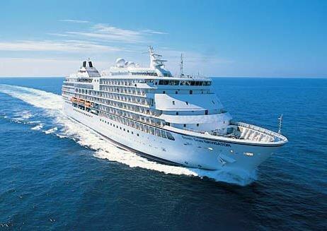 Cruiseschip Seven Seas Voyager