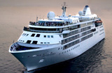 Cruiseschip Silver Cloud