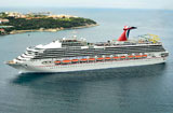 Cruiseschip Carnival Sunshine