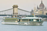 Riviercruiseschip MS Swiss Crown